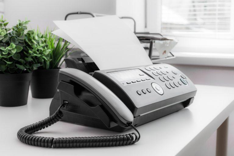 fax送付状の書き方|無料のテンプレート付き