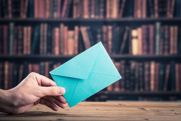 手紙の基本構成と書き方