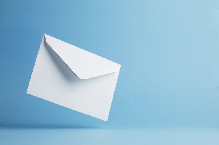 封筒の正しい選び方