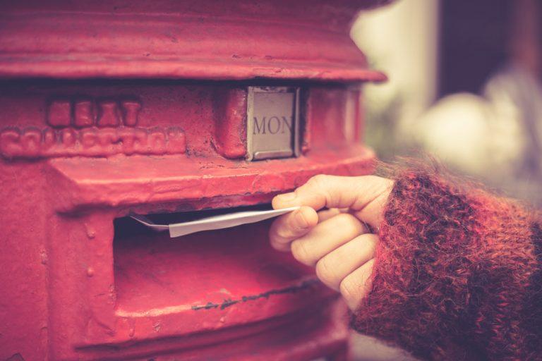 手紙を投函する前に確認すべき10のチェックポイント(誤字脱字など)