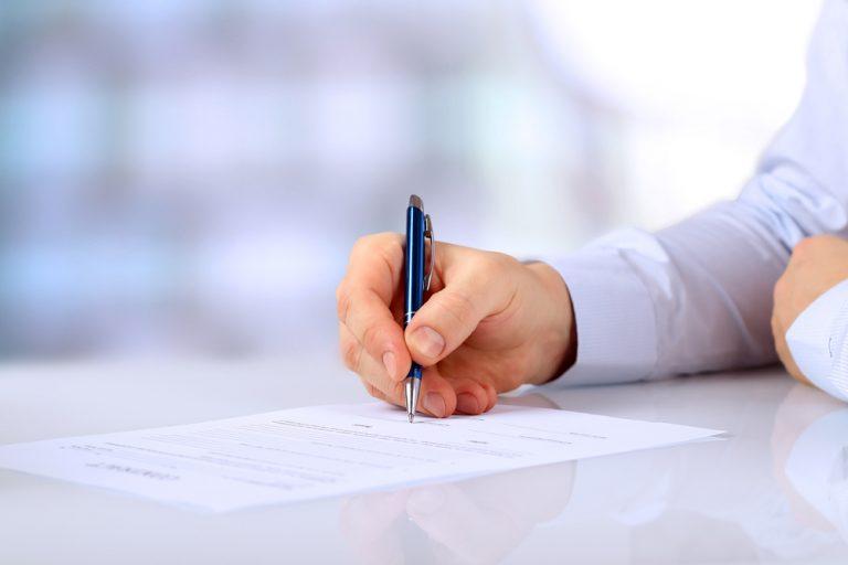 身元保証人の依頼状の書き方|文例つき