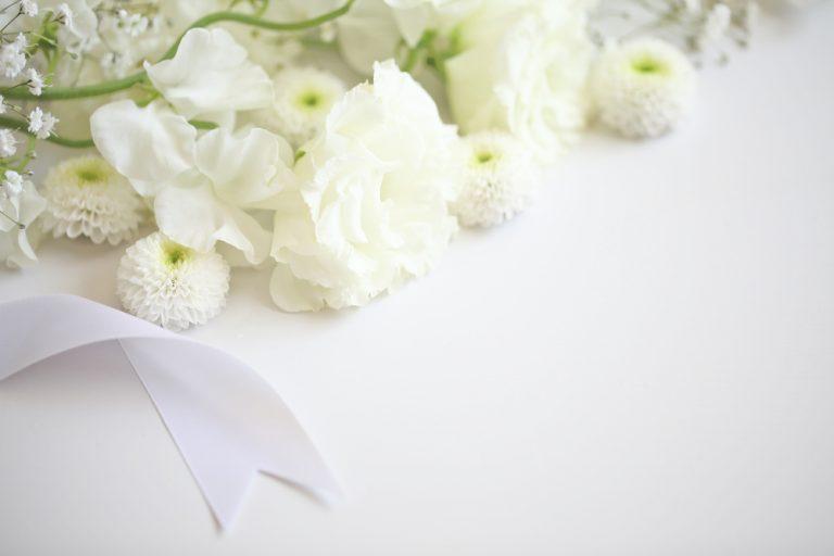 死亡通知の書き方|文例つき