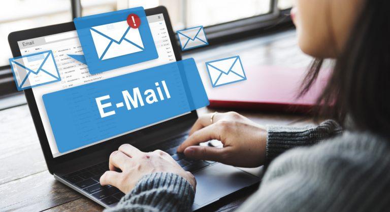 退職の挨拶への返信メールの文例集