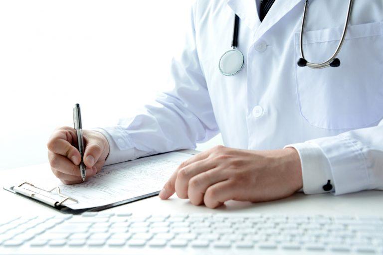 健康診断のお知らせメールの文例