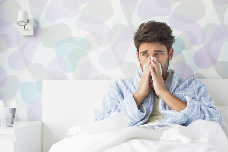 風邪・インフルエンザのお見舞いメールの文例集
