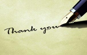 感謝・お礼メールのフレーズ集|ありがとうの敬語表現・例文5選